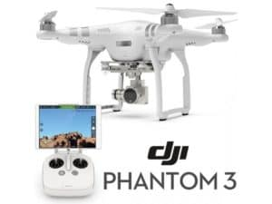 Mit der DJI Phantom 3 fing alles an