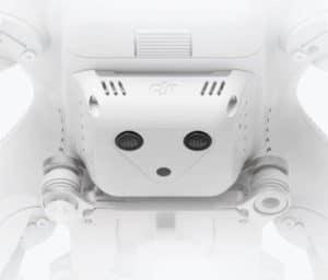 Sensoren des Vision Positioning Systems